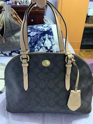 Brown Coach Bag for Sale in Fairfax, VA