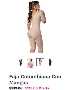 Faja con mangas (Spanx) for Sale in Alexandria, VA