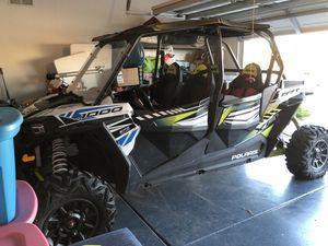 2017 RZR 1000 for Sale in Santa Fe, NM