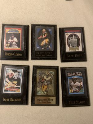 Football and baseball cards for sale! for Sale in Zelienople, PA