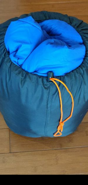 """33""""x85"""" Coleman excellent condition sleeping bag for Sale in Northglenn, CO"""