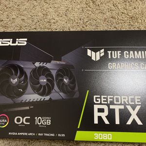 Asus Tuf Gamung RTX 3080 OC for Sale in Portland, OR