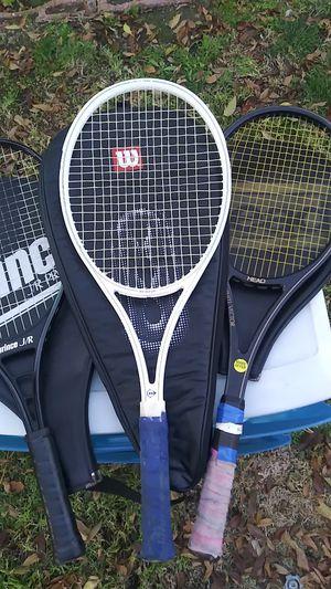 Tennis raquets for Sale in Anaheim, CA