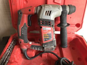 Milwaukee Hammer drill for Sale in Bristow, VA