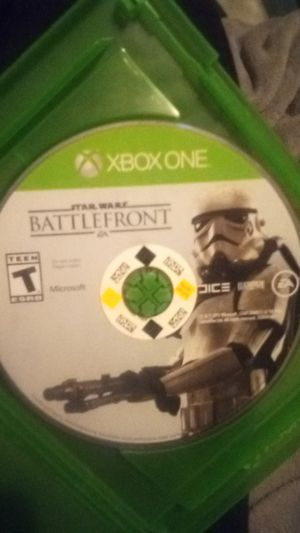 Xbox one starwars battlefront for Sale in Las Vegas, NV