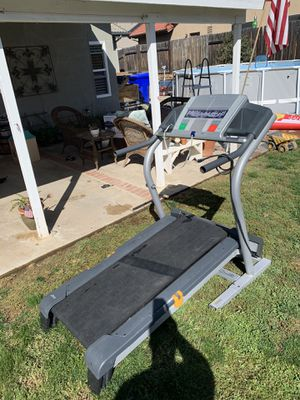 nordictrack c2150 treadmill. works great! $2000 new. for Sale in Rancho Cucamonga, CA
