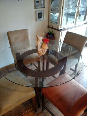 Table and 4 Chairs for Sale in Madison Heights, VA