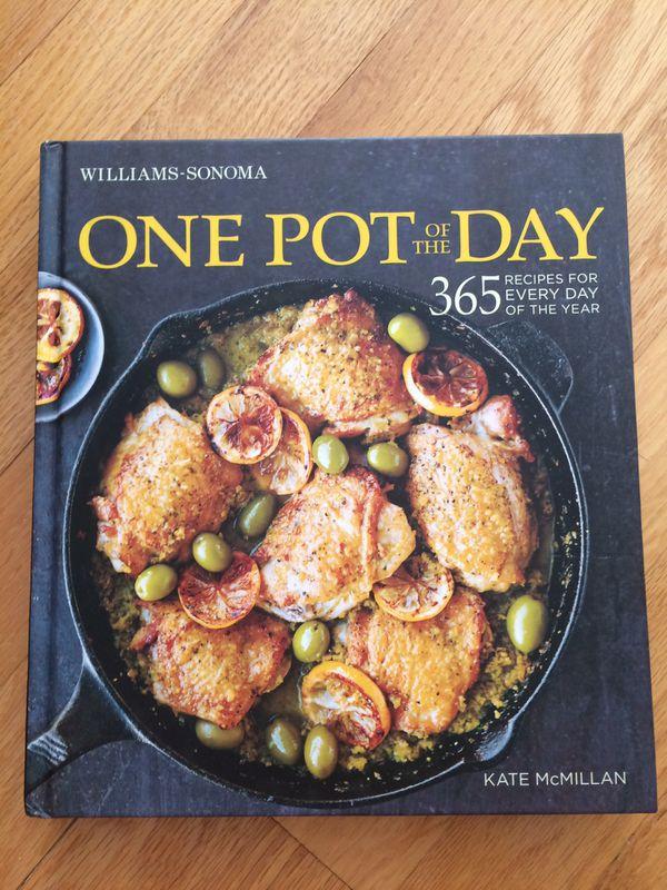 William Sonoma Cookbook - One Pot of the Day
