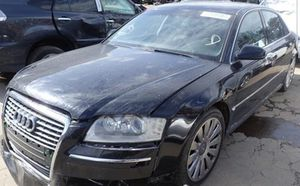2007 Audi A8 black on black for Parts for Sale in Gilbert, AZ