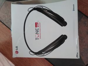 Lg wireless Bluetooth headphones for Sale in Vallejo, CA