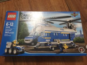 Lego 4439 City heavy-duty Helicopter for Sale in Adamstown, MD