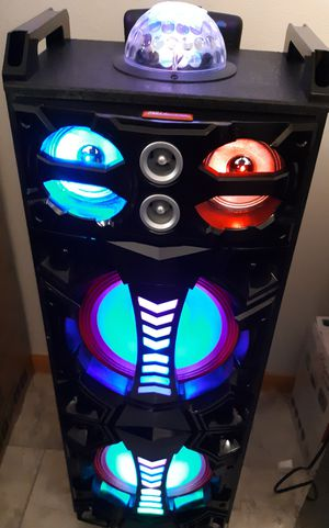 BLUETOOTH Party Speaker 🎈🥳🎉 for Sale in North Las Vegas, NV