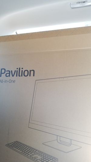 Hp pavilion all in one i7 processor for Sale in College Station, TX