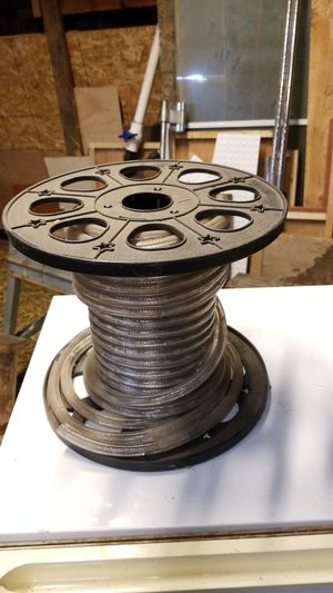 Partial spool of 12 volt rope lighting. for Sale in Brush Prairie, WA