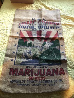 USA hemp bag for Sale in San Diego, CA