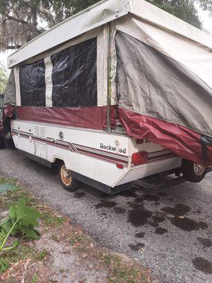 1995 Rockwood Premier pop up camper for Sale in Dunnellon, FL