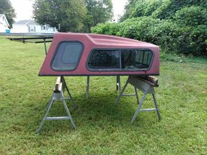 A. R. E truck bed camper top for Sale in Hollins, VA