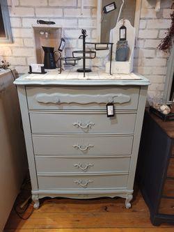 Refinished Dresser Light Blue/Grey for Sale in Bonney Lake,  WA