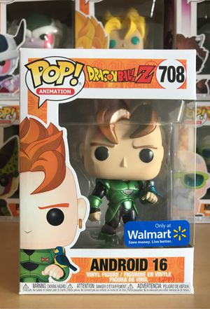 Dragonball Z Funko Pop Android 16 for Sale in Plano, TX