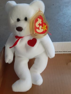 1993 Valentino The Bear TY Beanie Baby for Sale in Hayward, CA