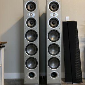 Polk Audio RTi-12 Speakers for Sale in Avondale, AZ