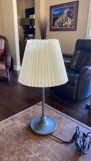 End table lamp for Sale in San Diego, CA
