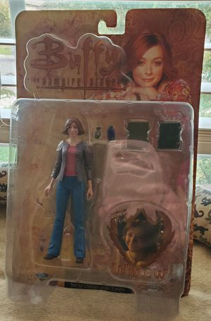 Buffy the Vampire Slayer Action Figure-Willow for Sale in San Antonio, TX