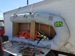 ACHILLES inflatable boat. for Sale in Antioch, CA