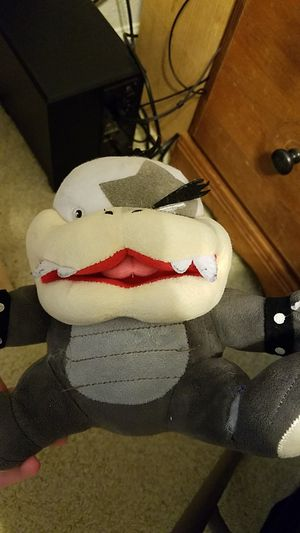 Bowser plushie mid condition for Sale in Orangevale, CA