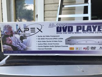DVD player. New- for Sale in Westminster,  MD