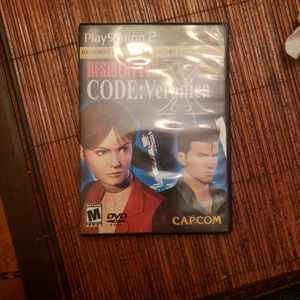 Resident Evil: Code Veronica -5th Anniversary Edition- for Sale in Miami, FL