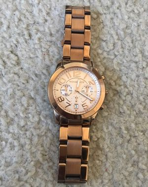 Men's Michael Kors Watch for Sale in Merced, CA