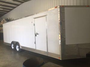 White pull trailer for Sale in Albany, GA