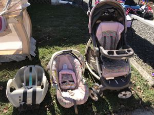 Graco stroller set for Sale in Trenton, NJ