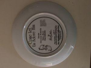 Precious moment nativity plates for Sale in Apopka, FL