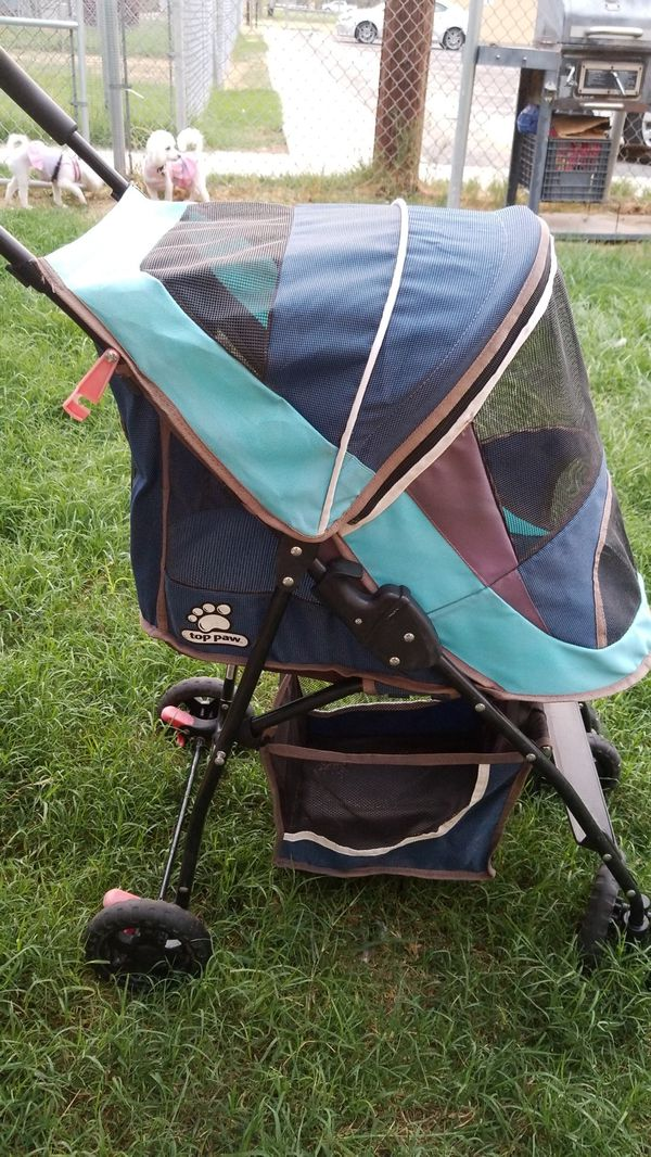 top paws a dog's stroller for dogs or cats