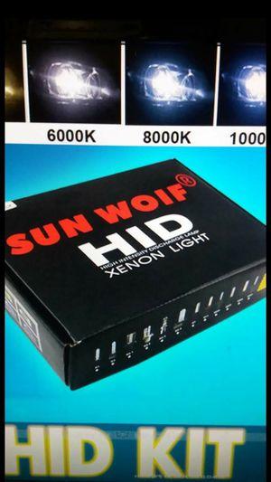 Hid xenon light conversion kit for Sale in Fairfax Station, VA