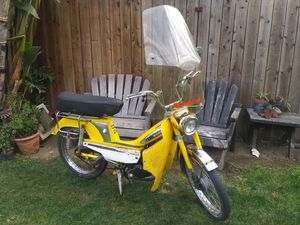 11977 motobecane 50v moped for Sale in Covina, CA