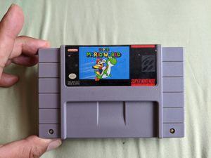 Super Mario World SNES Super Nintendo video game for Sale in El Monte, CA