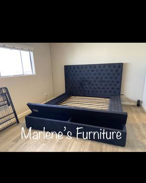 Eastern King or California king Bed Frame Only for Sale in Banning, CA