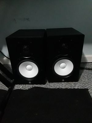 Yamaha hs8 pair for Sale in Capitol Heights, MD