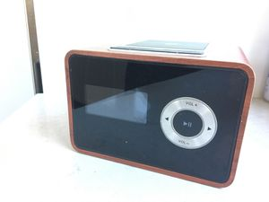 Grassroots Bluetooth alarm clock speaker for Sale in San Diego, CA