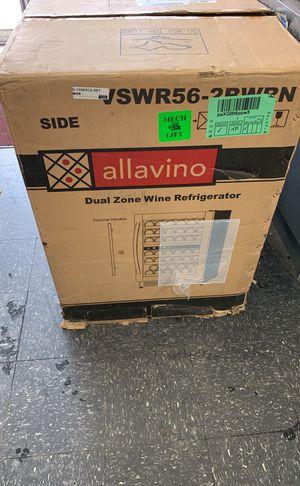 Allavino VSWR56-2BWRN DUAL ZONE WINE REFRIGERATOR NEW for Sale in Columbus, OH