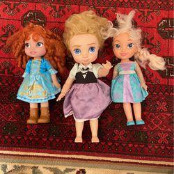 Toys 3 Girls Dolls for Sale in Centreville,  VA