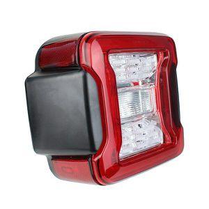 Mopar Style Red White LED Tail Lights for 2018+ Jeep Wrangler JL JLU Models for Sale in Fullerton, CA