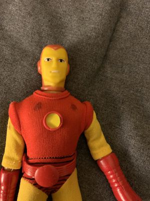 1974 original Mego Iron Man for Sale in Renton, WA