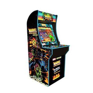 Marvel Super Heros Capcom Arcade Machine LCD Machine Joystick Classic Gaming Console System for Sale in Toledo, OH