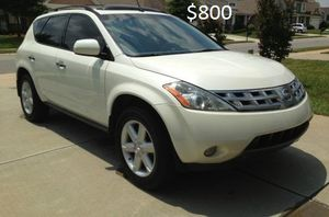 Crazy*Good*Perfectly*2OO3 Nissan Murano for Sale in Chicago, IL