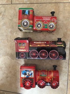 Tin Train engines, three for Sale in Bartlett, IL