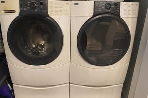 Kenmore Elite Washer and Dryer set for Sale in Frisco, TX